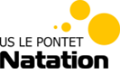 Logo du club de natation US Le Pontet